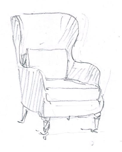 Furniture Line Drawings of Our New Furniture Line