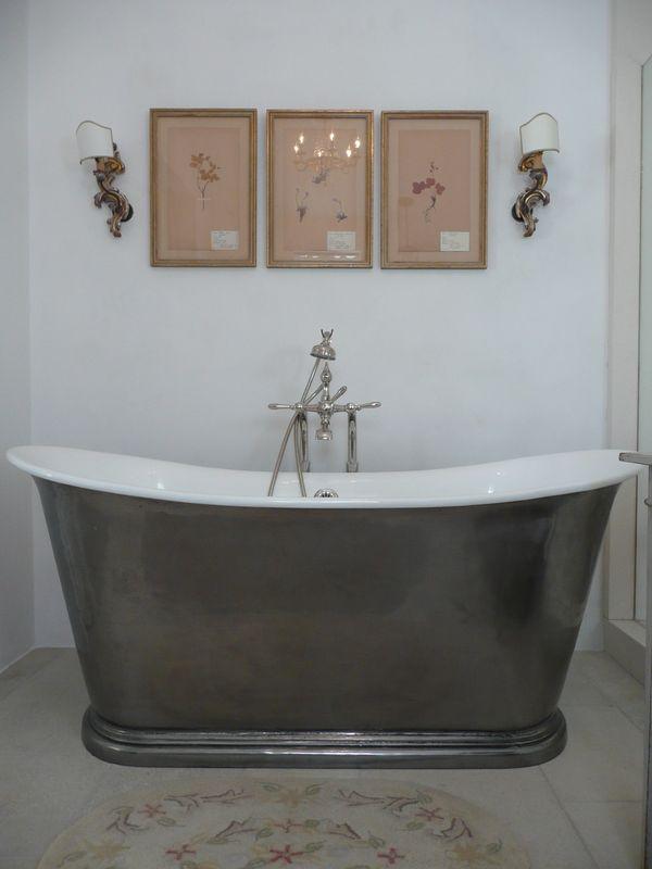 My Bathroom Is Finished Velvet Amp Linen