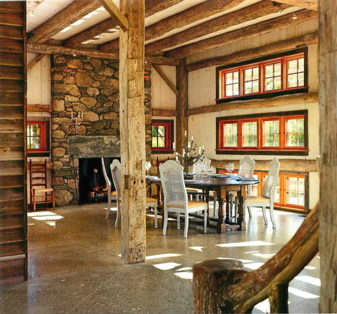Small barn plans with loft best wood idea for Barn home interiors