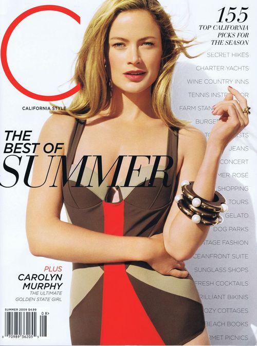 C Mag Cover