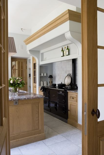 21. Kitchen oak 2