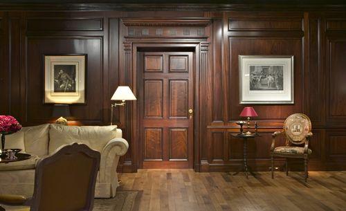 2. Library mahogany photo2
