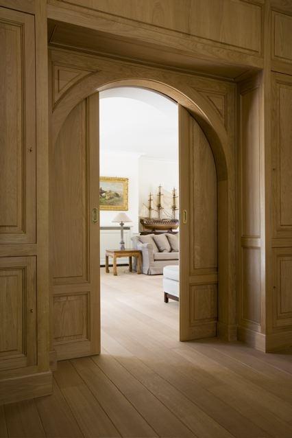 27. Door oak