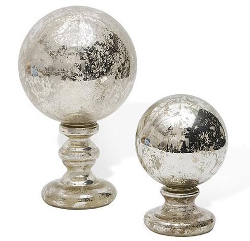 Gracious-home-mercury-glass-spheres