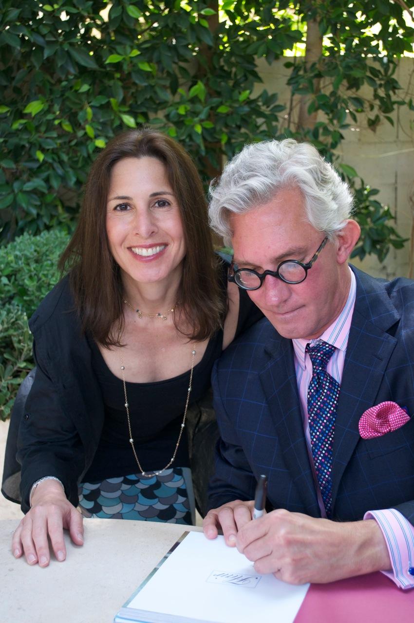 Joe Nye Designer book inspiration, flea market sale, and a thank you! - velvet & linen