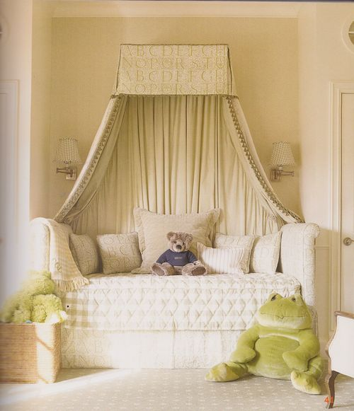 Shabby Chic Bedrooms Adults: Girl's Bed Ideas...