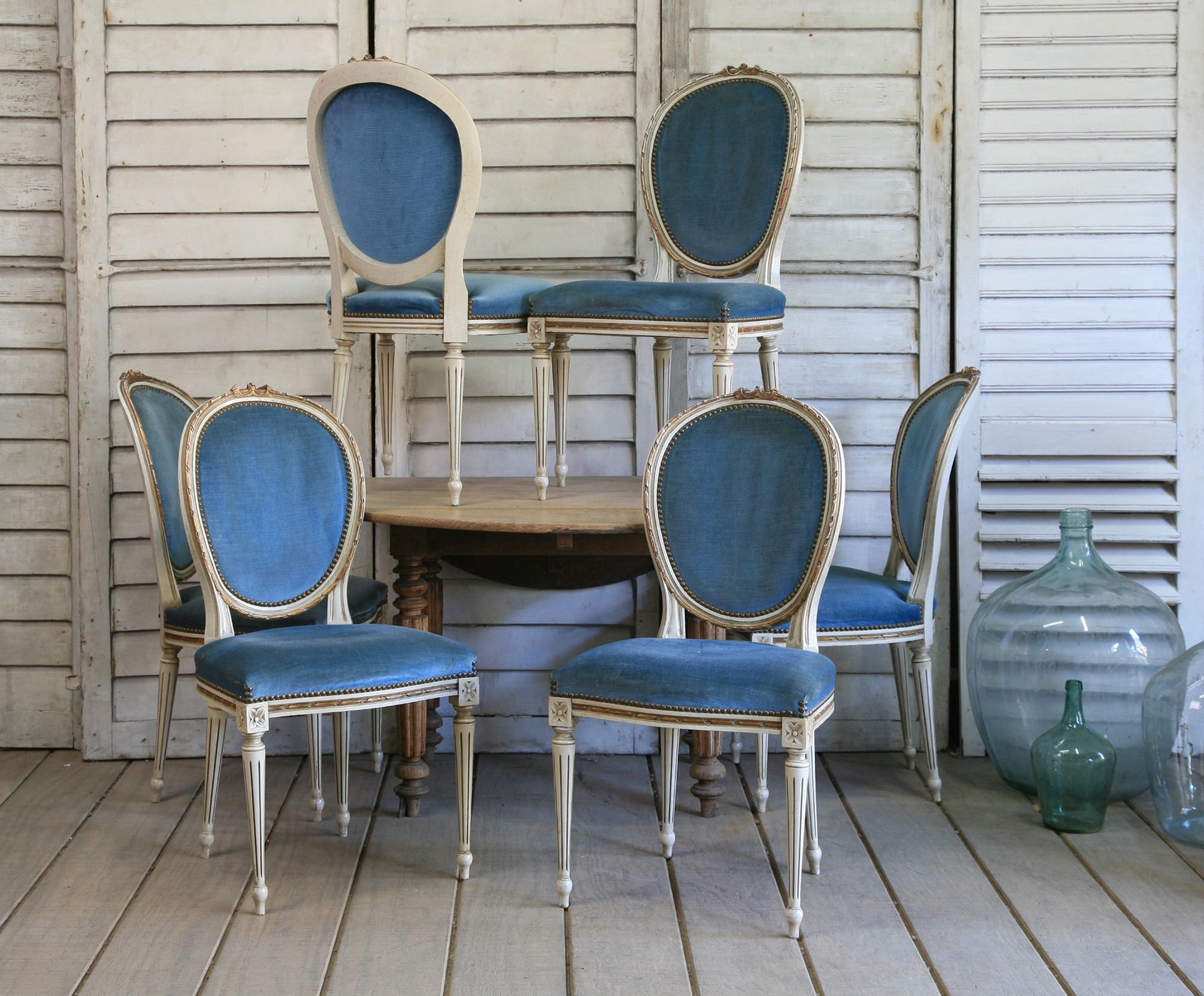 house revivals: classic chair styles
