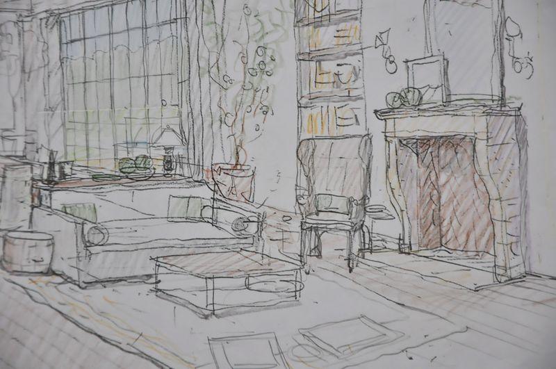 Modern Italian Villa Design Part One Velvet Amp Linen