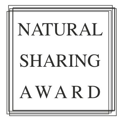 NATURAL SHARING AWARD_thumb