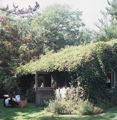 Ralph Lauren guest house