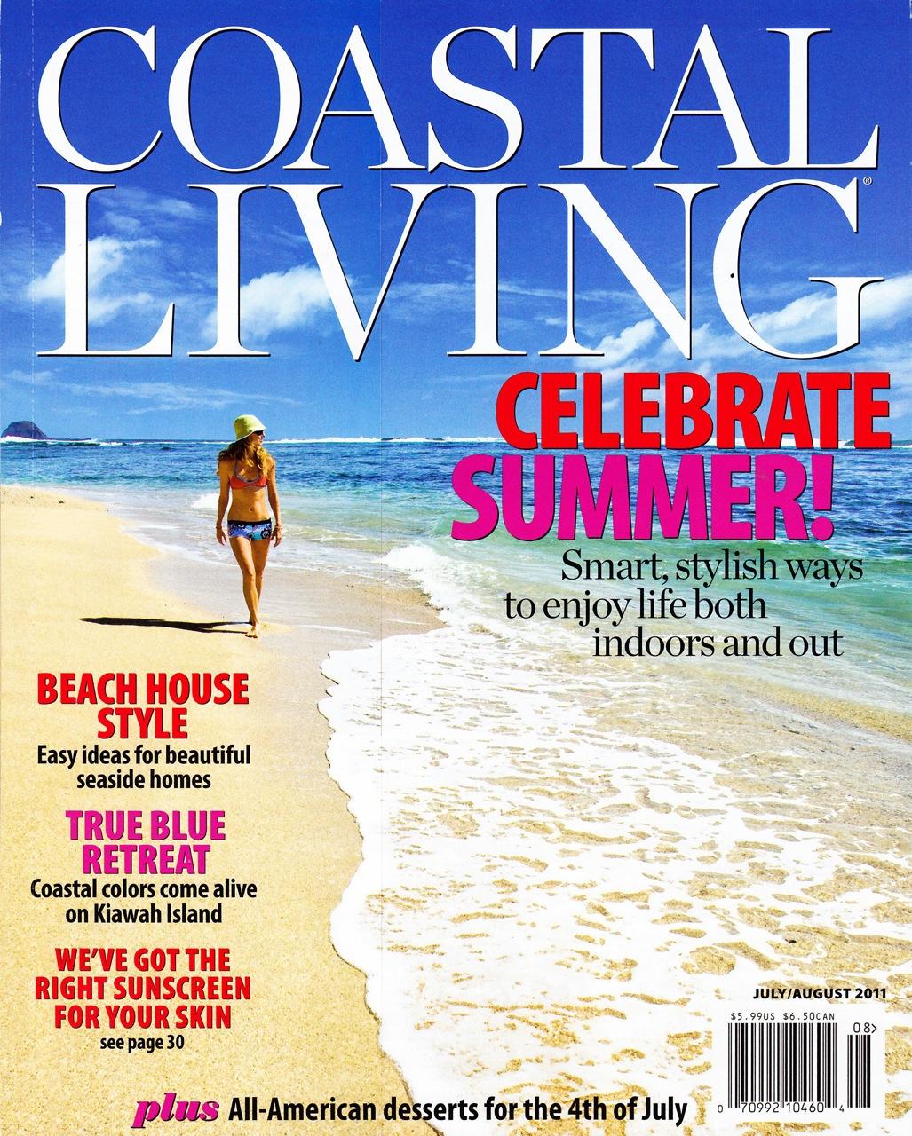 Coastal Living Cover