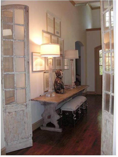 Old doors - lisa luby ryan
