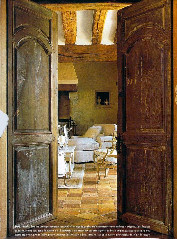Antique Doors Velvet Amp Linen