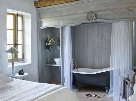 John saladino bathrooms - Plaster Walls In The Bathroom Velvet Amp Linen