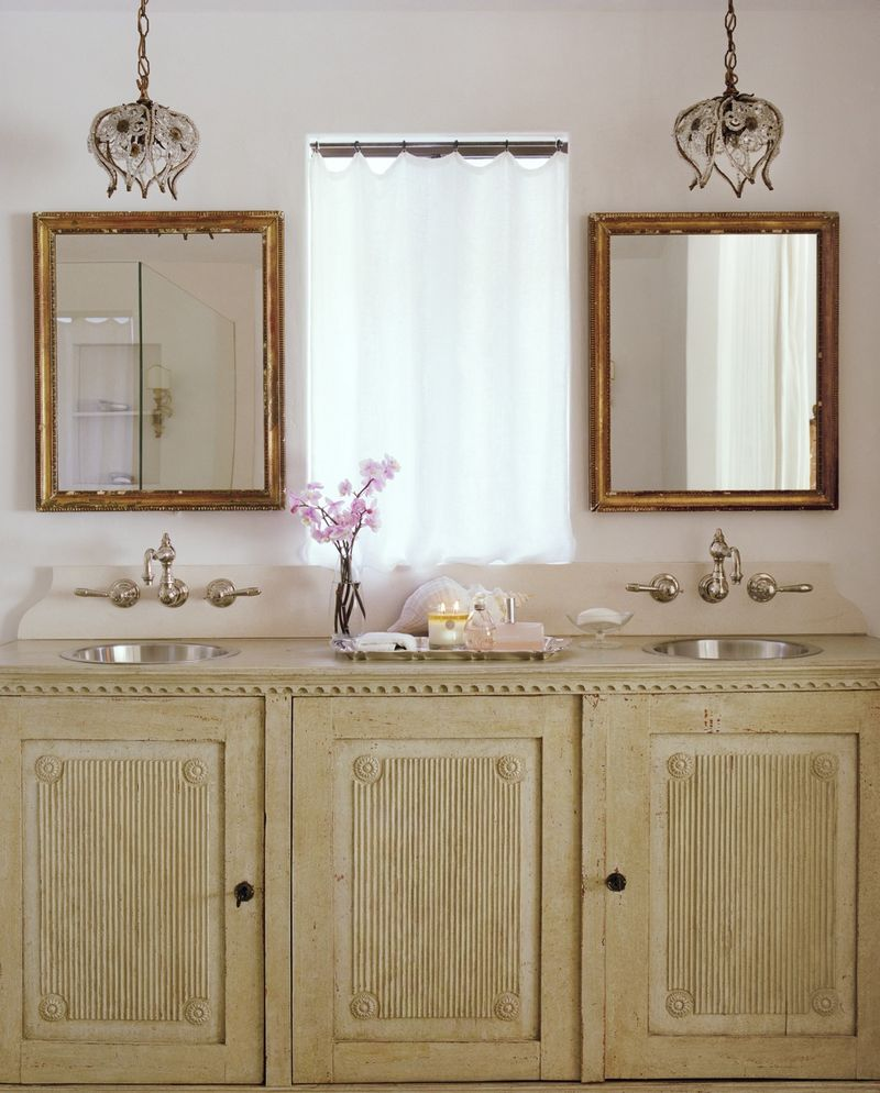 Over Sink Light Fixtures: Lighting Options In The Bathroom...
