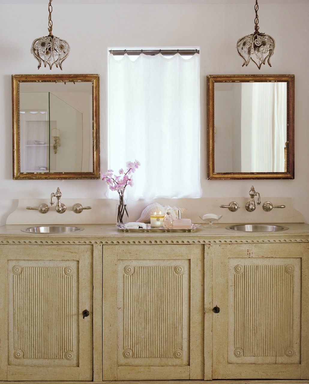 Hanging bathroom lights - Romerein_giannetti Oxnard_aa1 12_flat Lighting Options In The Bathroom Velvet