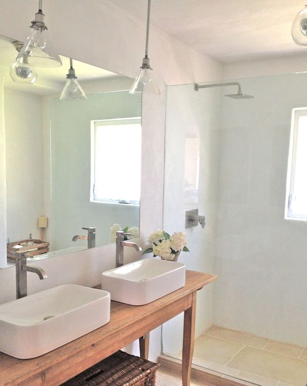 Bathroom Lighting Kent lighting options in the bathroom - velvet & linen