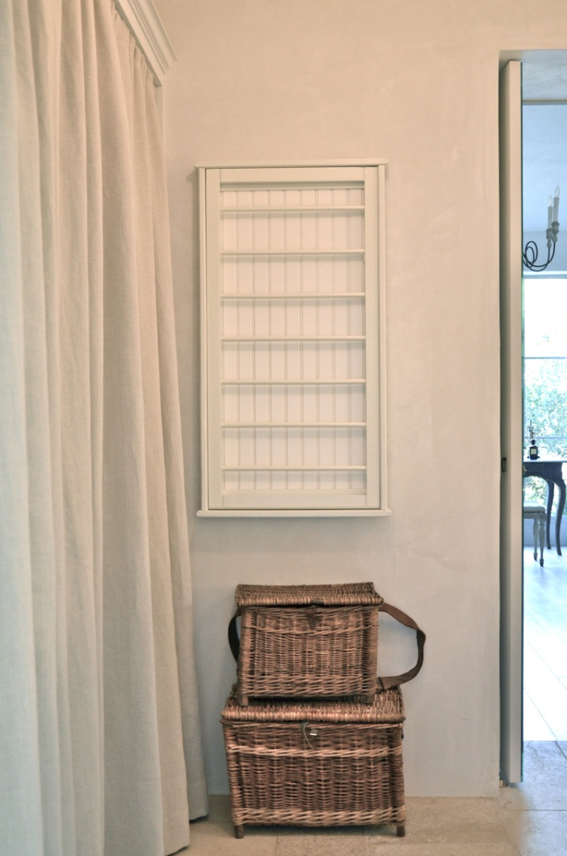 patina farm update: our laundry room...