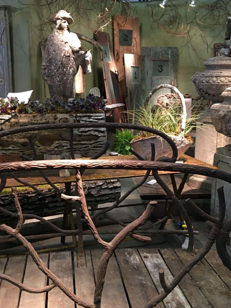 Nashville Antiques and Garden Show Velvet Linen
