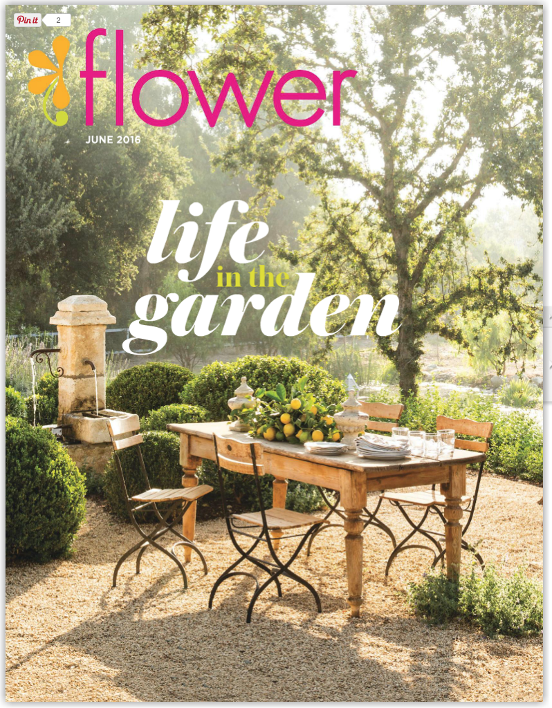 Flower Magazine: Patina Farm