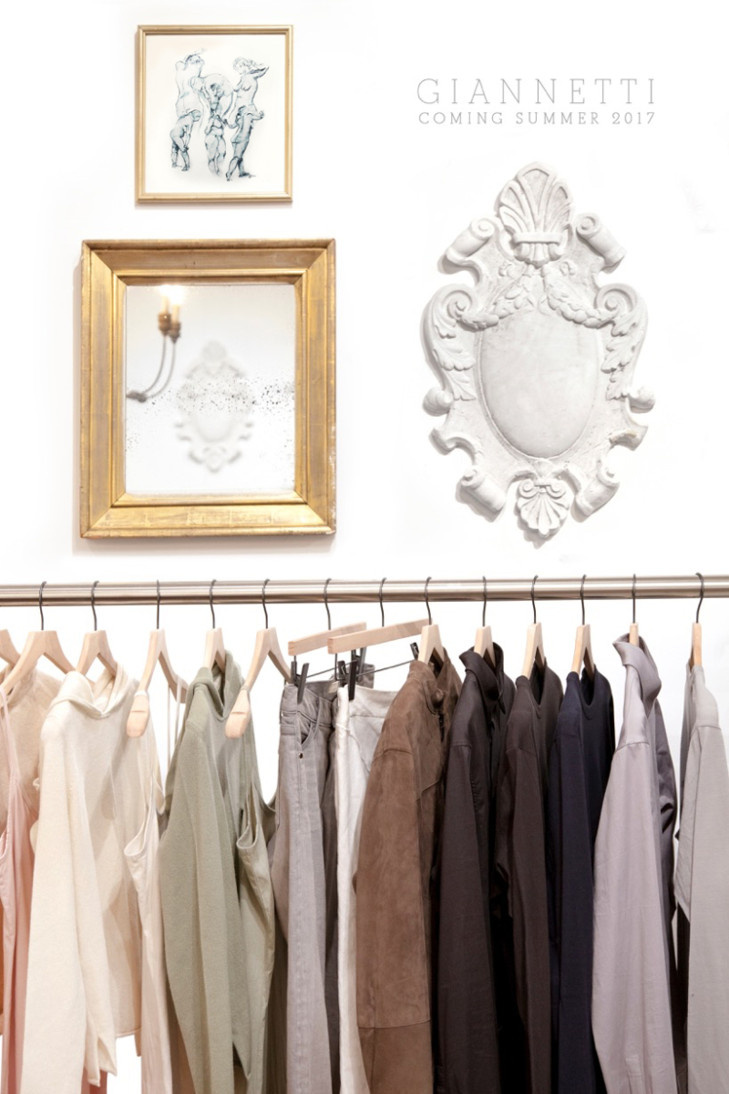 Giannetti - Clothing