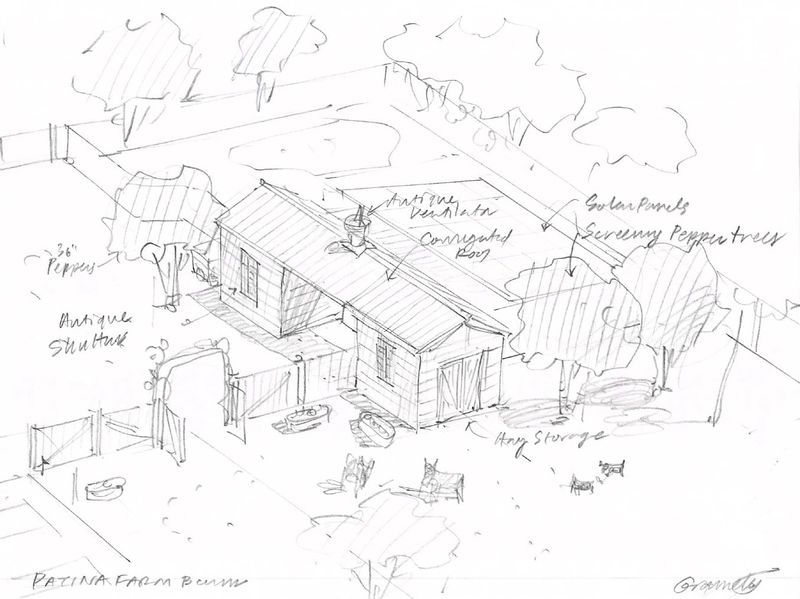 Patina Farm Barn
