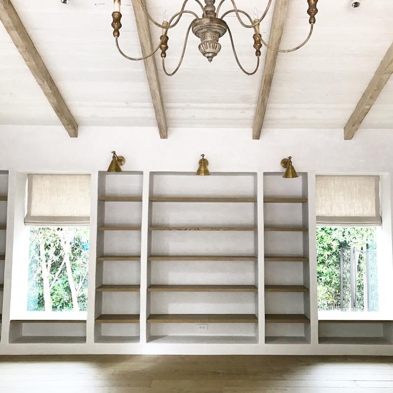 Giannetti Home Malibu Living Room