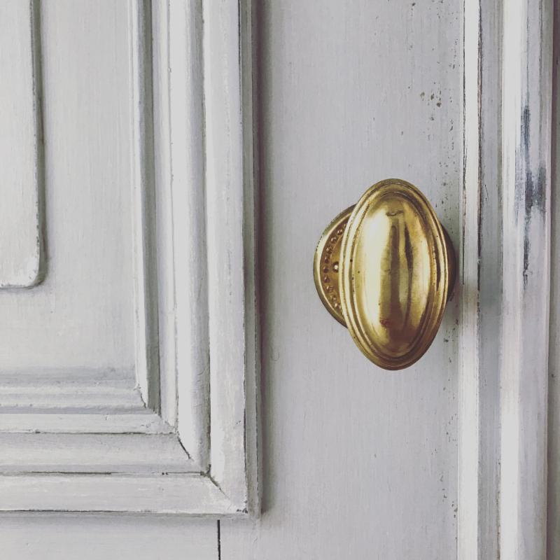 Giannetti Home Malibu Antique Door Hardware
