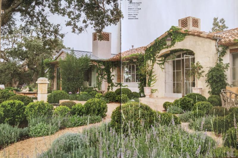 Patina Farm in Santa Barbara Magazine
