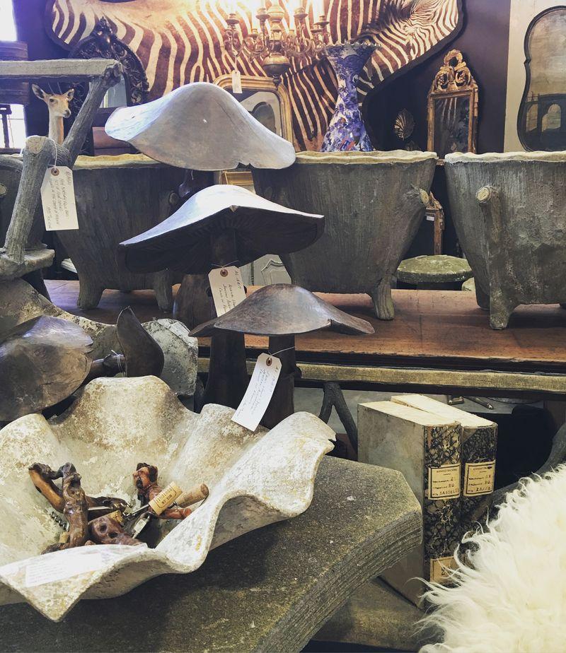Velvet and Linen Nashville Antiques and Garden Show