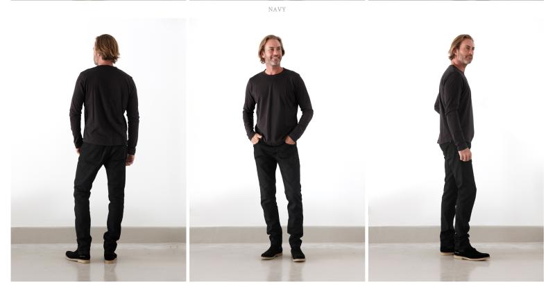 Giannetti Men's Long Sleeve T-Shirt